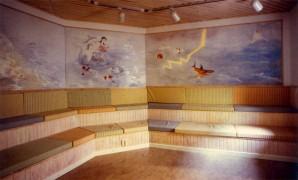 Sagorum i Kungsbacka kulturhus